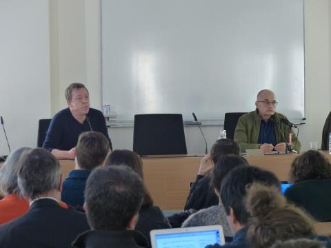 Serge Gruzinski et Olivier Compagnon