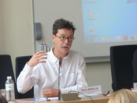 Colloque IHEAL Archives et justice transitionnelle : Denis Merklen, IHEAL