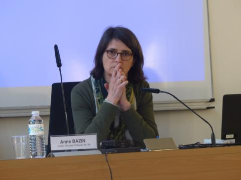 Colloque IHEAL Archives et justice transitionnelle : Anne Bazin, IEP Lille-CERAPS